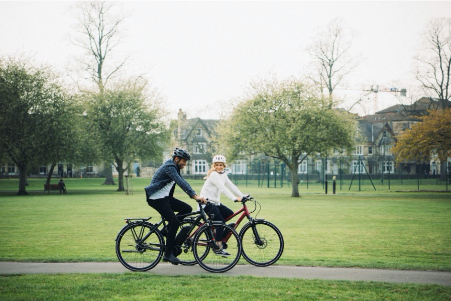 What Are The Benefits Of Cycling To Work?