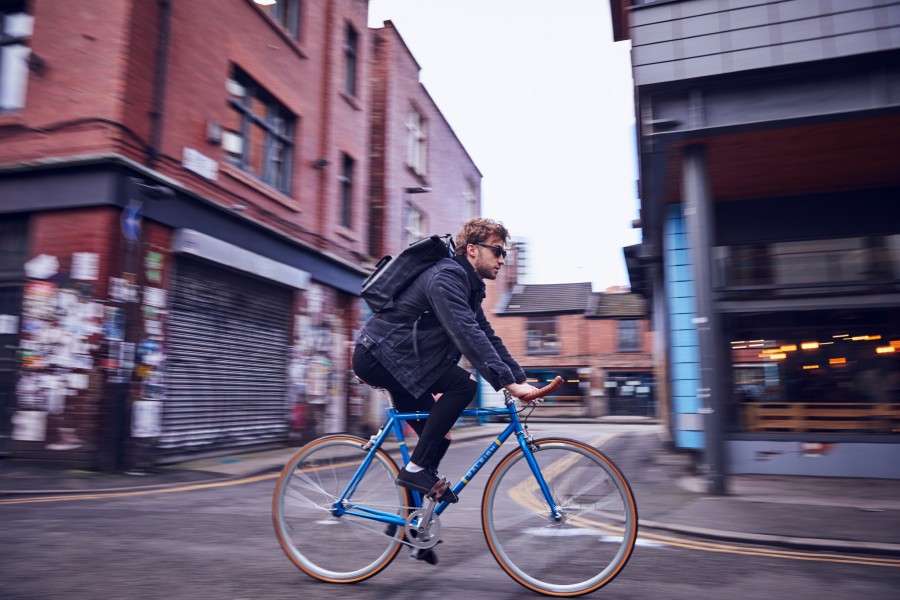 Tips on cycling to work